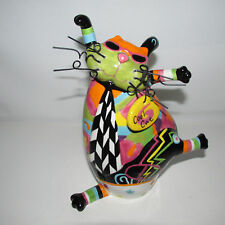 Catitudes Figure Cool Cat Joyce Shelton Whimsical