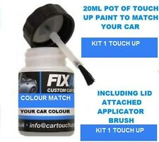 DACIA CAR TOUCH UP PAINT ALL COLOURS AVAILABLE DUSTER LODGY LOGAN SANDERO ETC