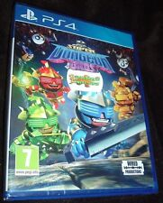 Super Dungeon Bros Playstation 4 PS4 NEW SEALED
