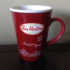 Tim Hortons Limited Edition 16oz Coffee Mug 2010 Tea Cup No. 010