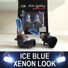 2X FOR VAXIHALL ASTRA G (MK 4) HB3 MAIN BEAM 60W ICE WHITE XENON BULBS