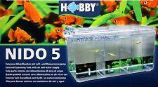 Hobby Nido 5 Externes Ablaichbecken mit Luft- und Wasserversorgung Aufzucht