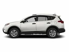 Toyota: RAV4 XLE