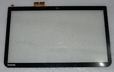 ORIGINALE TOSHIBA SATELLITE C55T-A5222 TOUCH SCREEN VETRO CON DIGITALIZZATORE