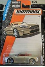 MATCHBOX 2015 MBX ADVENTURE CITY ASTON MARTIN DBS VOLANTE CAR NOT HOTWHEELS