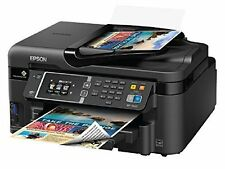 Epson WorkForce WF-3620 WiFi Direct All-in-One Color Inkjet Printer Copier