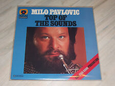 Milo PAVLOVIC - Top of the Sounds / Rare 1974er HÖRZU - LP, Paul Kuhn, SHZE 417