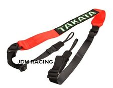 JDM TAKATA RACING RED CAMERA STRAP NEW