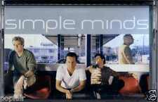 SIMPLE MINDS - WAR BABIES / I TRAVEL (UTAH SAINTS MIX) 1998 EUROPEAN CASSINGLE