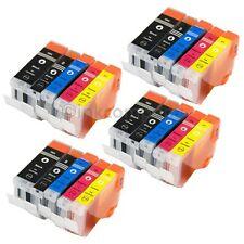 20x TINTE DRUCKER PATRONENSET MP500 MP510 MP520 IP5200R IP5300 IX4000 IX4000R