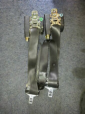 Mercedes ml 1998-2001seatbelts FRONT DRIVER SIDE RIGHT HAND BLACK