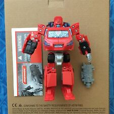Transformers Universe Classics Ironhide %100 Complete Iron