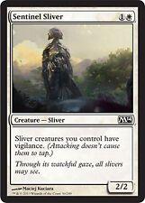 *MRM* ENG 4x Slivoïde sentinelle (Sentinel Sliver) MTG Magic 2010-2015