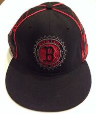 New Era Boston Red Sox Cap. 59FIFTY. Fitted 7 1/4. $100 Reserve Note. Very Good