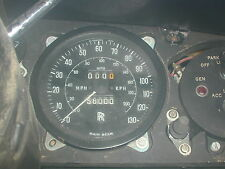 SPEEDOMETER, ROLLS ROYCE SILVER SHADOW, BENTLEY T, SMITH'S OF THE UK