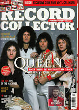 RECORD COLLECTOR 422 / QUEEN / RAY DAVIES / GRAHAM NASH / RINGO STARR / HOLLIES
