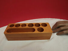 MICROSCOPE (LOMO) Biolam (Wooden Accessory Holder) Russian