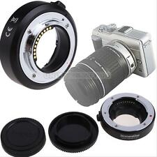 Auto Focus 4/3 Lens to Micro Four Thirds m4/3 Mount Adapter Ring for Olympus New