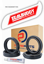 Suzuki RM 250 83-87 Pyramid Parts Fork Oil Seals Dust Seals + TOOL