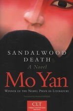 Sandalwood Death: A Novel (Chinese Literature Today Book Series), , .,, Yan, Mo,