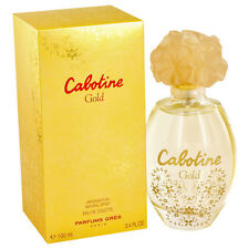 Cabotine Gold Perfume By PARFUMS GRES FOR WOMEN 3.4 oz EDT Spray 481166