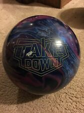 Columbia 300 Take Down 15lb Bowling Ball