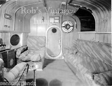 Pan Am Clipper Sikorsky S-40 Airplane Interior Flying Boat 1935 photo