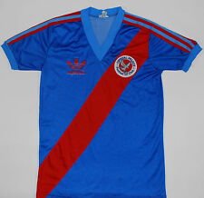 1980-1983 Crystal Palace ADIDAS AWAY FOOTBALL SHIRT (dimensioni LB)