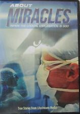 ABOUT MIRACLES: WHEN THE LOGICAL EXPLANATION IS GOD   DVD