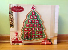 St. Nicholas Square Fabric Advent Calendar New NIB