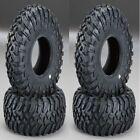 """Axial AX12015 Ripsaw 2.2"""" Rock Crawler Tires (4) SCX10 XR10 Wraith AX10"""