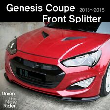UNR PERFORMANCE Front Lip for Hyundai Genesis Coupe 2013+