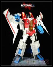 Transformers TOY RobotHero CG01 larger MP11 Starscream action figure Newinstock