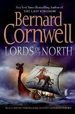 Lords of the North (The Saxon Chronicles Series #3), Bernard Cornwell, Good Cond