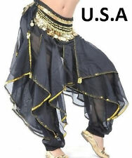 Belly Dance Harem Tribal Melodia Fusion Yoga Pants Dance Costume  Punk