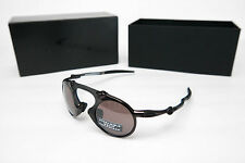 NEW Oakley Madman X-Metal Dark Carbon/Prizm Daily Polarized Sunglasses OO6019-05