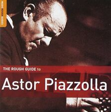 Astor Piazzolla - The Rough Guide / WORLD MUSIC NETWORK CD 2005