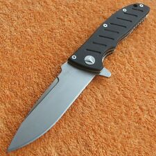 New ENLAN (BEE) Survival Knife One-Handed Opening Folding Knife EL-01A