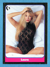 LE BELLISSIME -Masters Cards 1993 -n. 69 - LAURA - SEXY -New