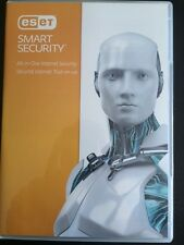 Eset smart security 2016 (New version 9) 1 PC 3 years/années free updates/a jour