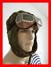 ☆ genuine red army soviet russian tank driver goggles glasses WW2 model,1970s