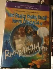 Faerie Tale Theatre - Rumpelstiltskin (DVD, 2004)-OUT OF PRINT CLASSIC-NEW