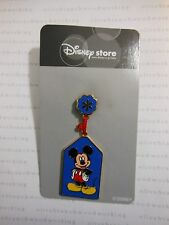 JDS Japan Disney Store 2004 Happy New Year MICKEY MOUSE OMAMORI Charm Dangle Pin