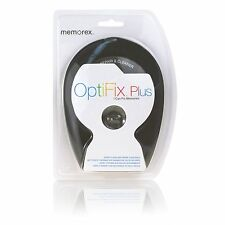 Memorex OptiFix Plus, Clean & Repair CDs, DVDs, and video game discs (New)