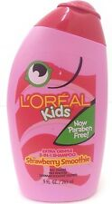 L'Oreal Kids Strawberry Smoothie 2-in-1 Shampoo for Extra Softness, 9 fl. Oz. …