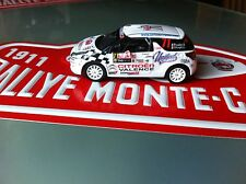 ONLY Decal 1 43 CITROEN DS3 R3 N°71 Rally WRC monte carlo 2011 montecarlo