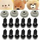 100Pcs Plastic Safety Eyes For Teddy Bear Soft Toy Animal Dolls Amigurumi