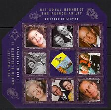 ST.HELENA SGMS1154 2011 LIFETIME OF SERVICE MNH