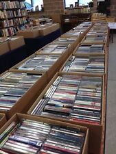 Bulk Lot of 150 CDs -- Mixed Genre - Lots of Great Music -- Several Available