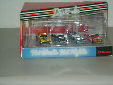 HOT WHEELS MULTI-CAR (4) COLLECTOR SET: HOT NIGHTS DRIVE-IN (TARGET)